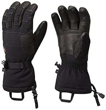 Mountain Hardwear Men's Cyclone Gloves Black MD