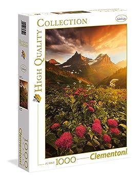Clementoni - Puzzle de 1000 Piezas, diseño As it Fades (39329.9): Amazon.es: Juguetes y juegos