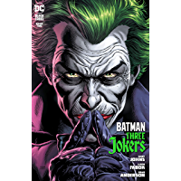 Batman: Three Jokers (2020) #2 book cover