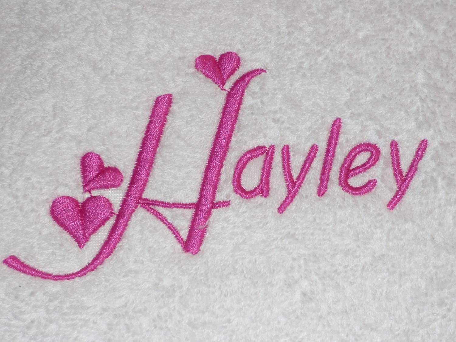 Personalised wedding gift dressing gown: Amazon.co.uk: Kitchen & Home