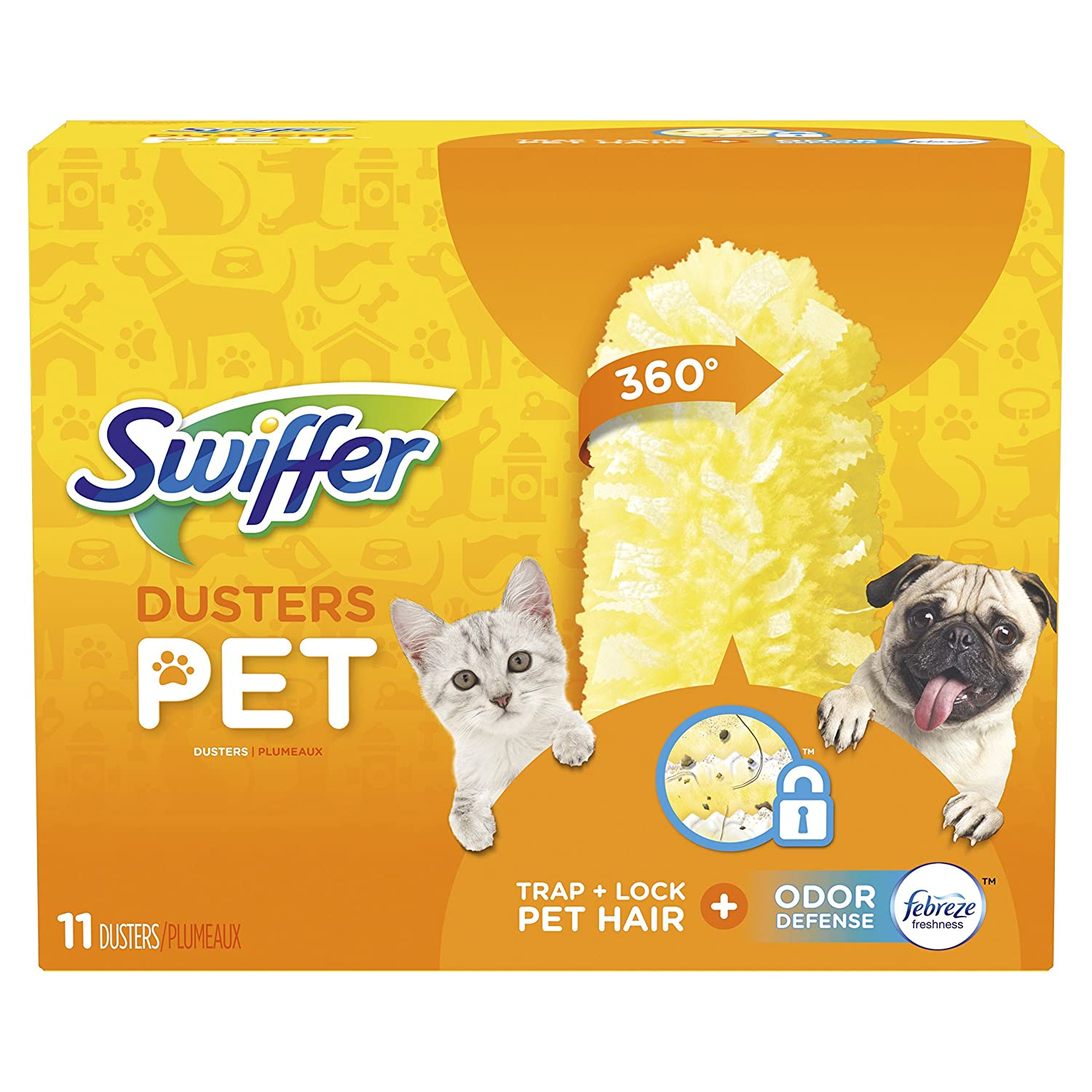 Swiffer Dusters Pet Refills, 11 Count