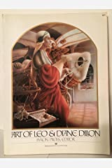 The Art of Leo and Diane Dillon Paperback