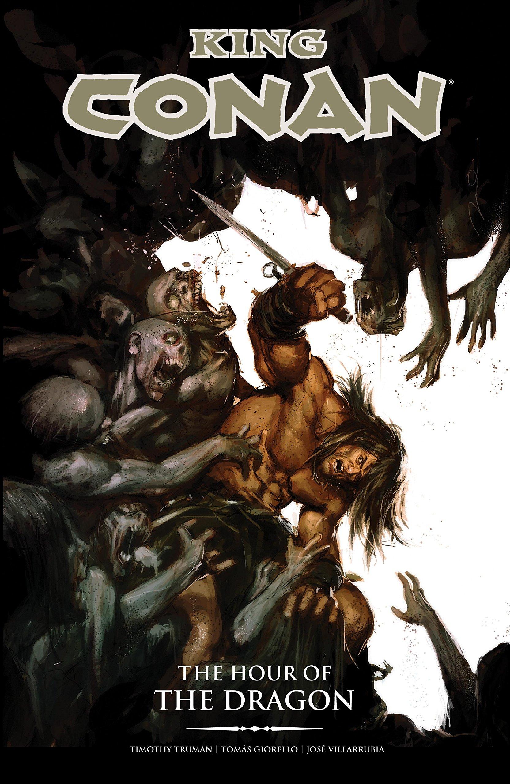 King Conan: The Hour of the Dragon pdf epub