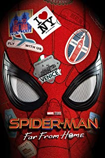 Book Cover: Spider-Man: Far From Home