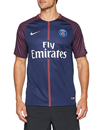 Amazon.com: Nike Stadium Paris Saint Germain home Jersey ...