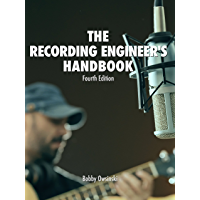 The Recording Engineer's Handbook 4th Edition book cover