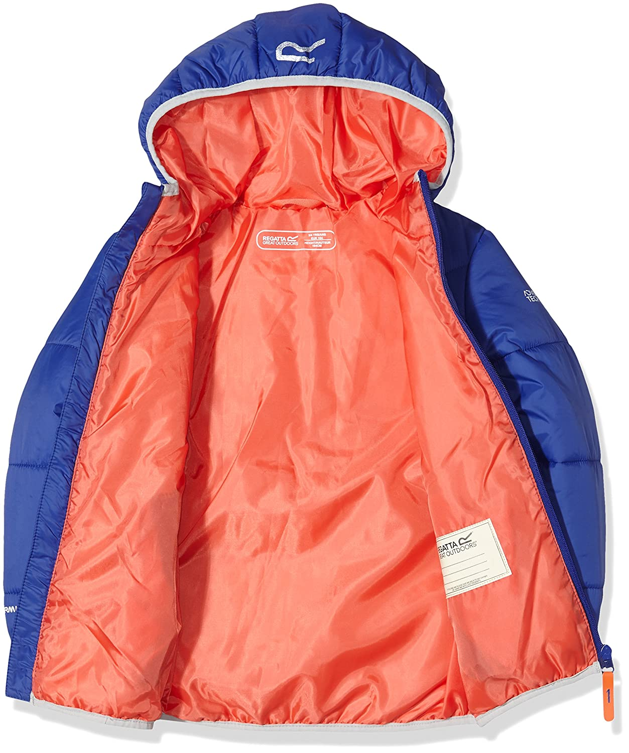 Regatta Kids Adventure Tech Icebound Walking Jacket