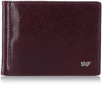 4b6ae9fca600d Braun Büffel Basic Dollarclipbörse II Leder 12 cm  Amazon.de  Koffer ...