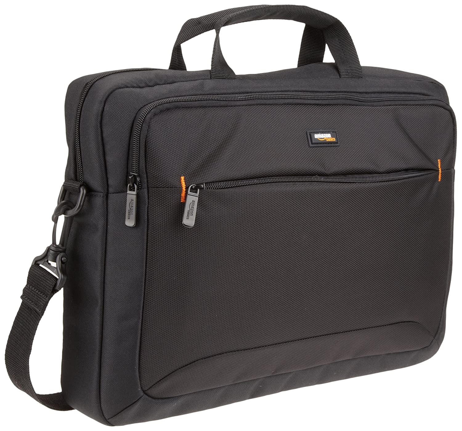 c331a88093cb AmazonBasics 15.6-Inch Laptop Computer and Tablet Shoulder Bag Carrying Case