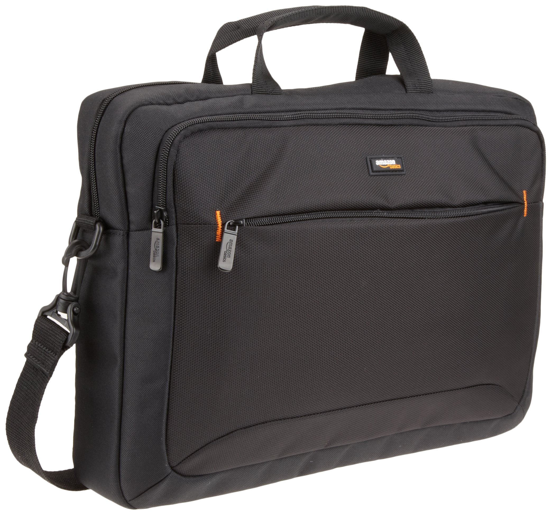 AmazonBasics 15.6-Inch Laptop Computer and Tablet Shoulder Bag Carrying Case by AmazonBasics