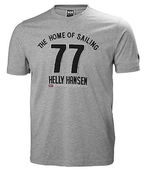 6ed5e8945ed6 Amazon.com  Helly Hansen Hh Norse T-Shirt  Sports   Outdoors