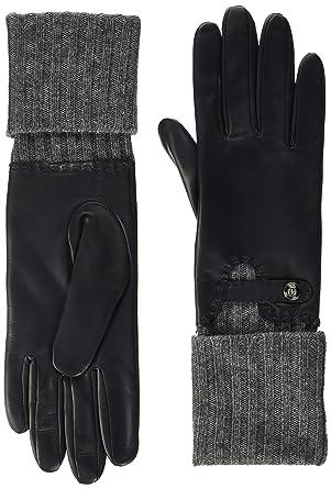 001e3b40909e3b Roeckl Damen Heritage Handschuhe, Blau (Classic Navy 559), 7.5 ...