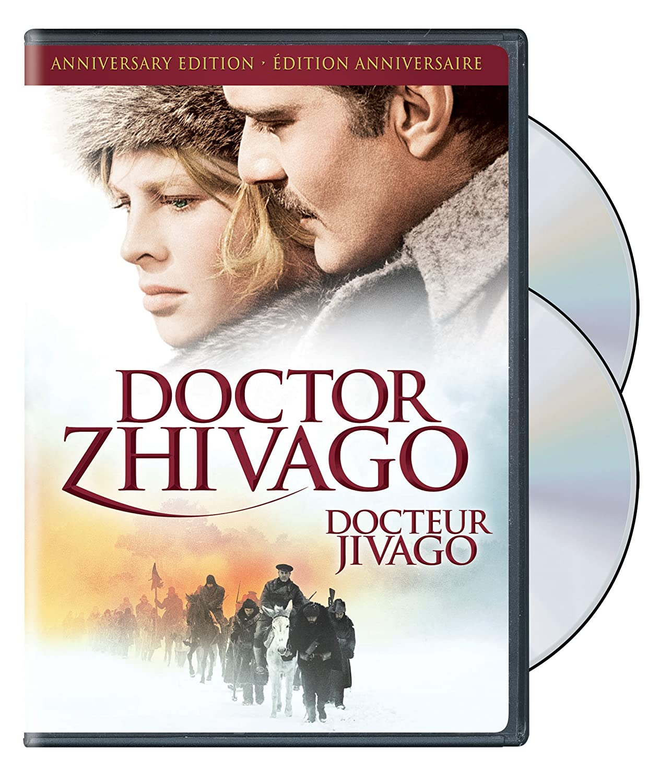 Doctor Zhivago: 45th Anniversary Edition / Docteur Jivago: 45e Anniversaire (Bilingual) Rod Steiger Geraldine Chaplin Omar Sharif Tom Courtenay