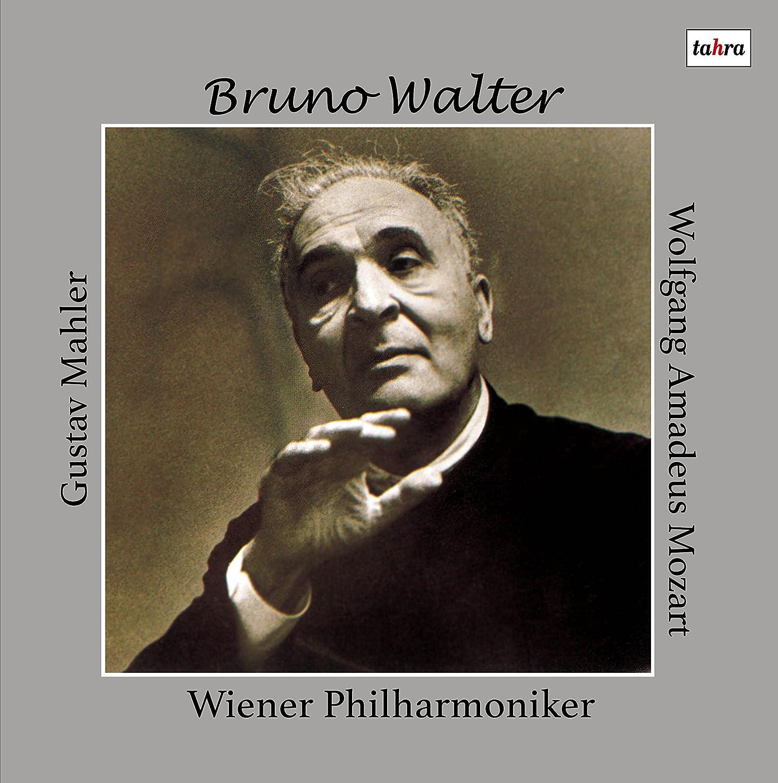 ワルター&ウィーンフィル 奇跡のライヴ ~ マーラー | モーツァルト (Gustav Mahler | Wolfgang Amadeus Mozart / Bruno Walter | Wiener Philharmoniker) [2LP] [Limited Edition] [Live Recording] [日本語帯解説付] [Analog]