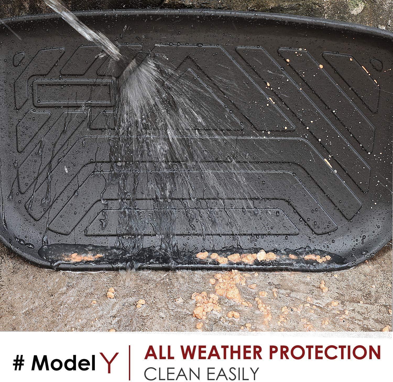 Tesla Model Y Cargo Mat All-Protection Heavy Duty Rear Trunk Bottom Liner