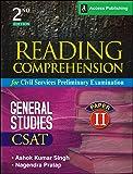 Reading Comprehension for Civil Services Preliminary Examination (Second Edition)