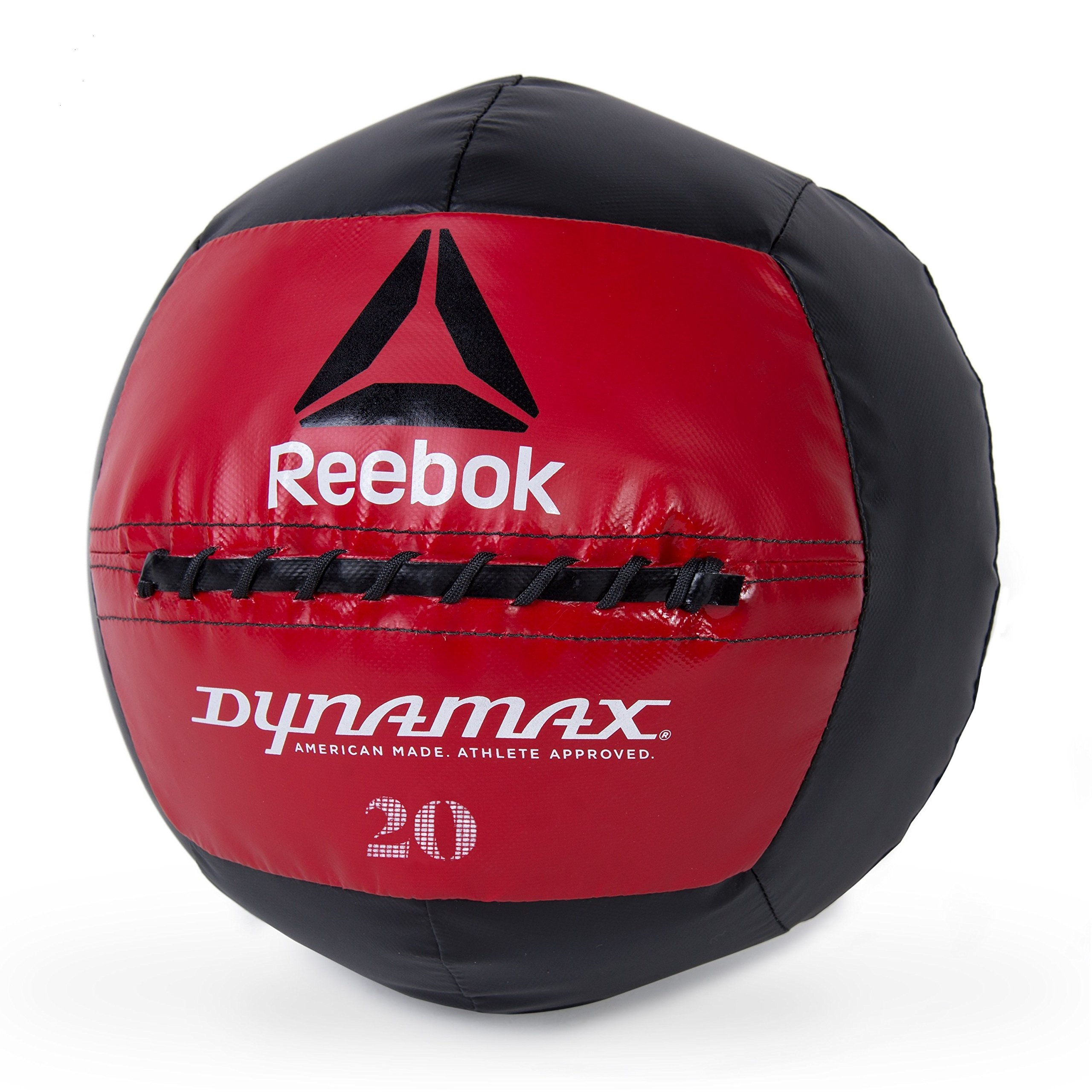 Reebok Soft-Shell Medicine Ball by Dynamax, 25 lbs
