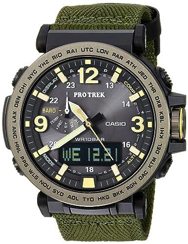 Amazon.com: Casio, reloj casual de cuarzo, correa de resina ...