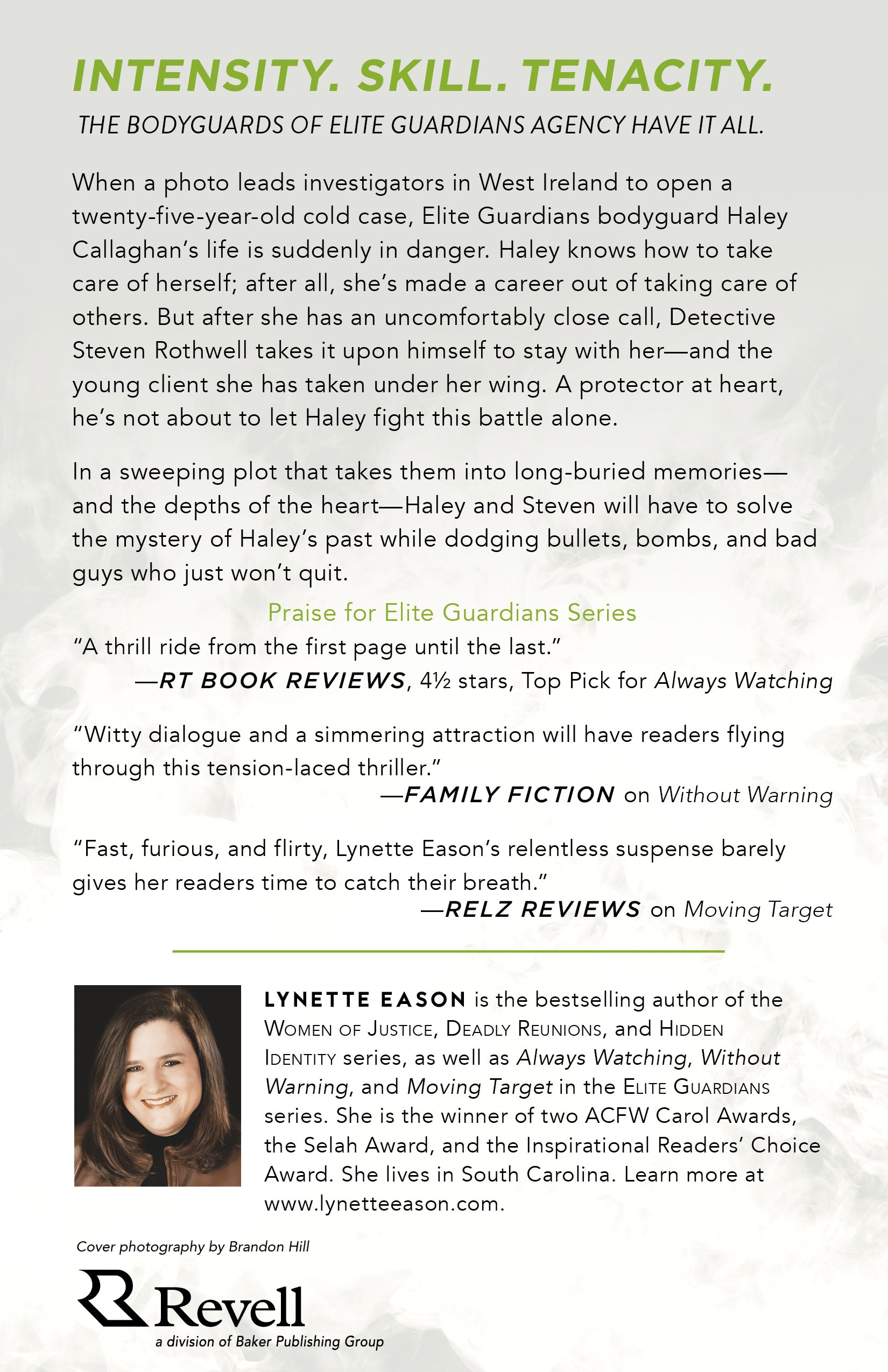 Chasing Secrets (elite Guardians): Lynette Eason: 9780800723910:  Amazon: Books