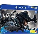 Sony PlayStation 4 500GB Console (Black): 1: Amazon.co.uk