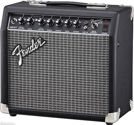 Fender Frontman II - Combo para guitarra eléctrica, 15 R, con reverberación