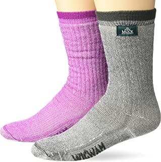 product image for Muck Merino Wool Hiker Sock - 2 Pack