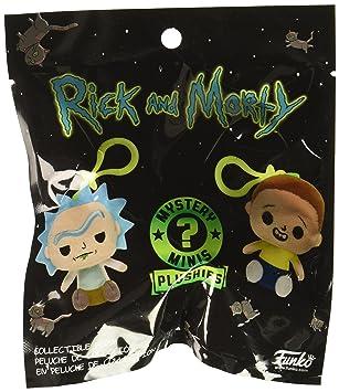 Funko - Rick and Morty Idea Regalo, Llavero, collezionabili ...