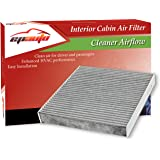 EPAuto CP743 (CF10743) Replacement for Chrysler/Dodge/Infiniti/Nissan/Volkswagen Premium Cabin Air Filter includes…