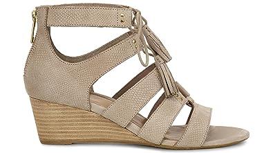 UGG Yasmin Snake Women's Sandal 8 B(M) US Horchata
