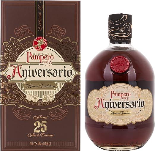 Pampero Anniversary Exclusive Reserve Añejo Rum - 700 ml