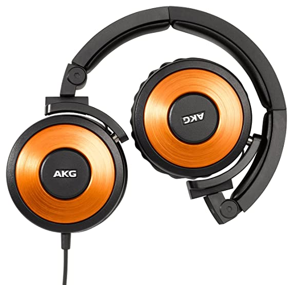 AKG K 619 orange - Auriculares, color naranja: Amazon.es: Instrumentos musicales
