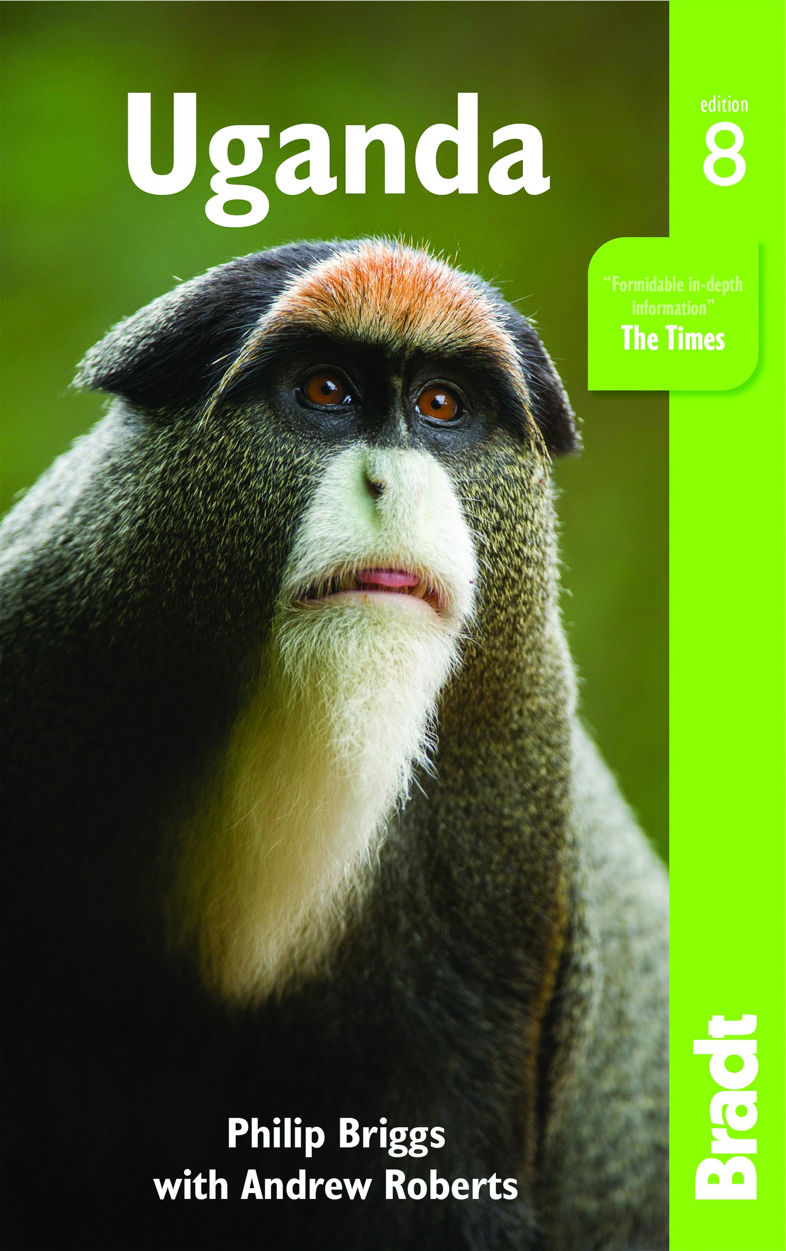 Read Online Uganda (Bradt Travel Guides) PDF