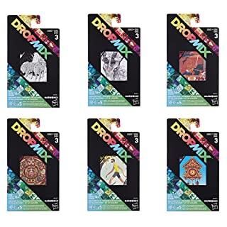 Hasbro Gaming DropMix Discover Pack Complete Series 3 30-Card Bundle
