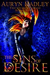 The Sins of Desire: A Reverse Harem Paranormal Romance (The Demons' Muse Book 3) Kindle Edition