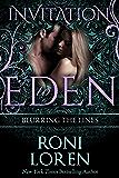 Blurring the Lines (Invitation to Eden) (Invitation to Eden series Book 14)
