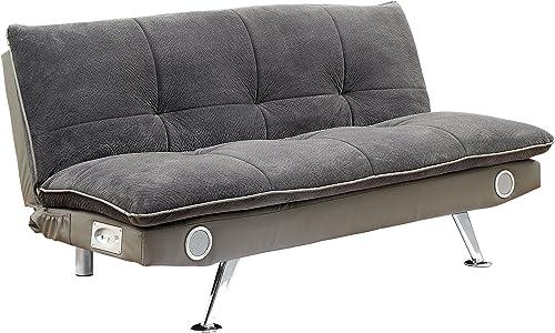 Furniture of America Nuvia Futon Sofa