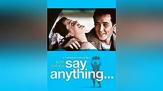 Say Anything (4K UHD)