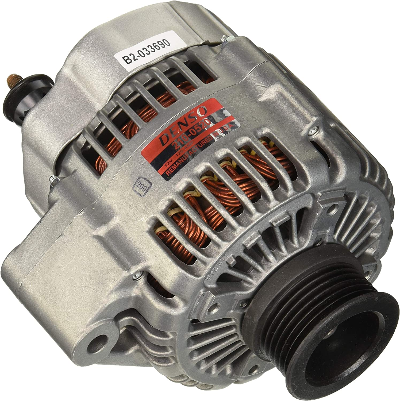 Denso 210-0520 Remanufactured 35% OFF Time sale Alternator