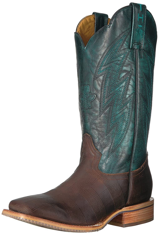 Brown Tin Haul shoes Men's Lock N' Bolt Western Boot