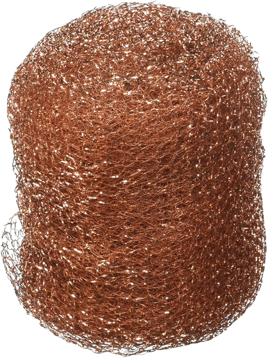 FlyBye Copper Mesh FBA_DS8016 Stuf-Fit Mesh 100' Rats, Mice, Birds Control, Full Size