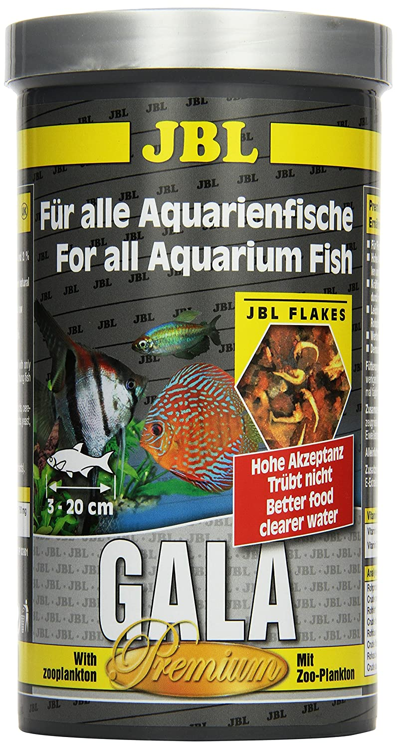 1 l JBL Gala 5,5 l, Premium main food for aquarium fish