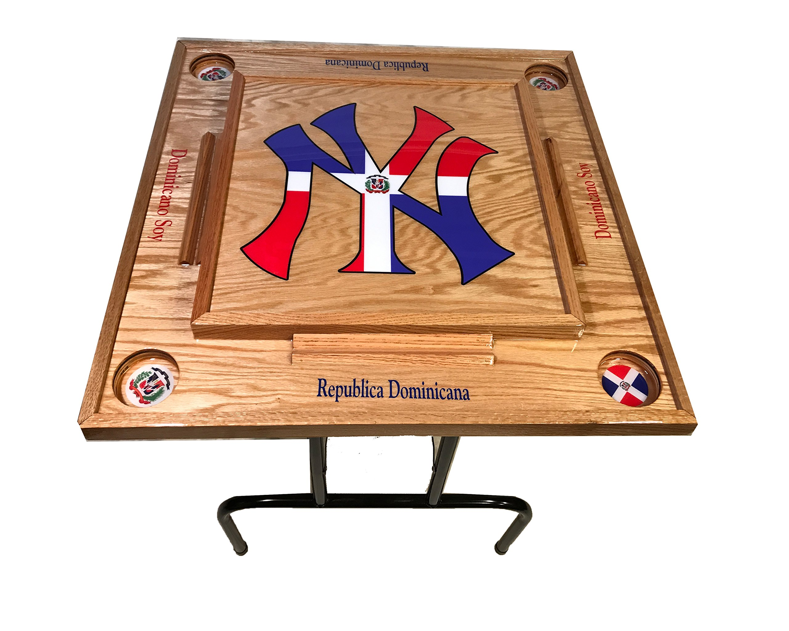 Dominicanyork Domino Table by latinos r us