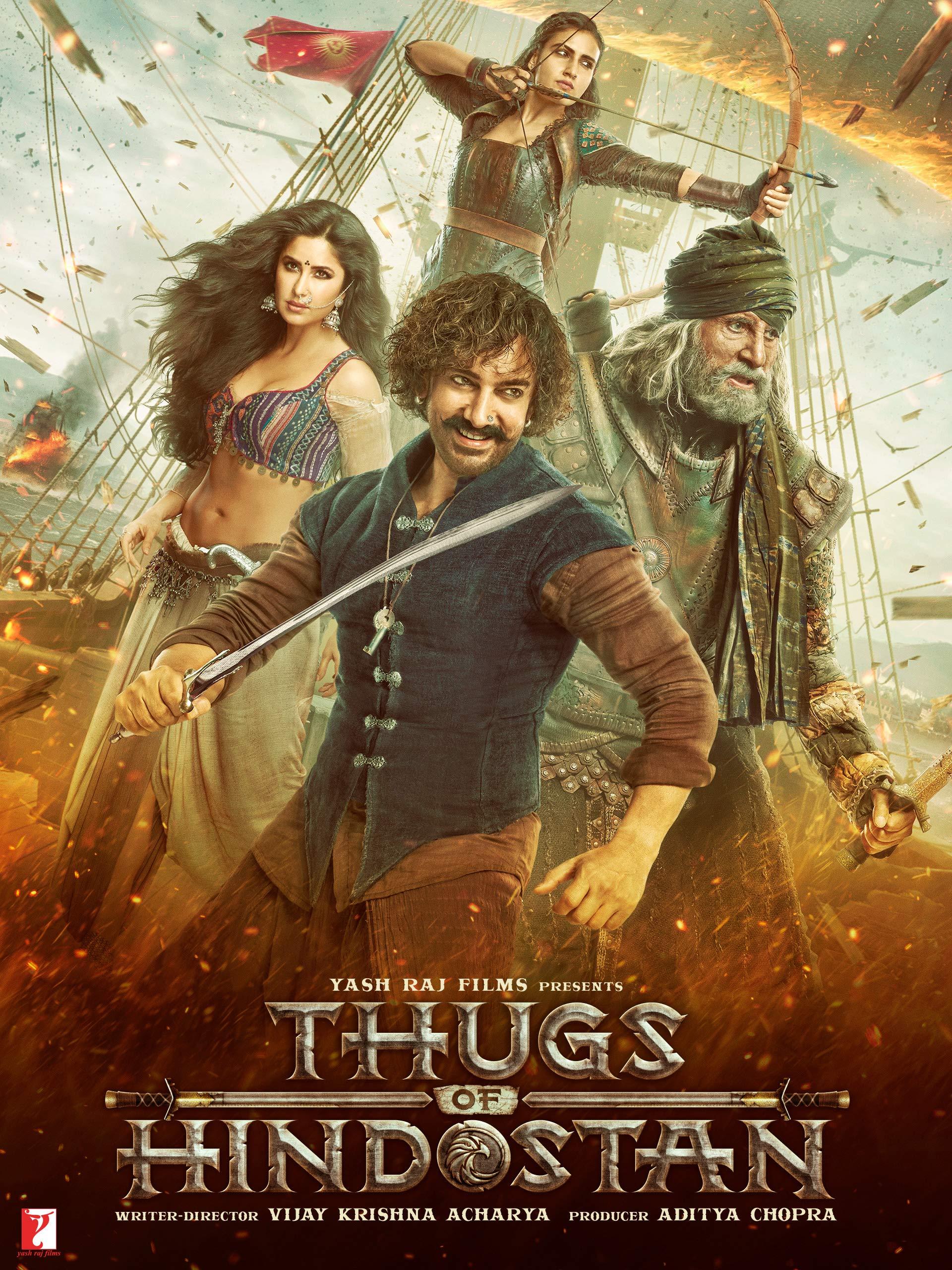 Thugs Of Hindostan (Hindi)