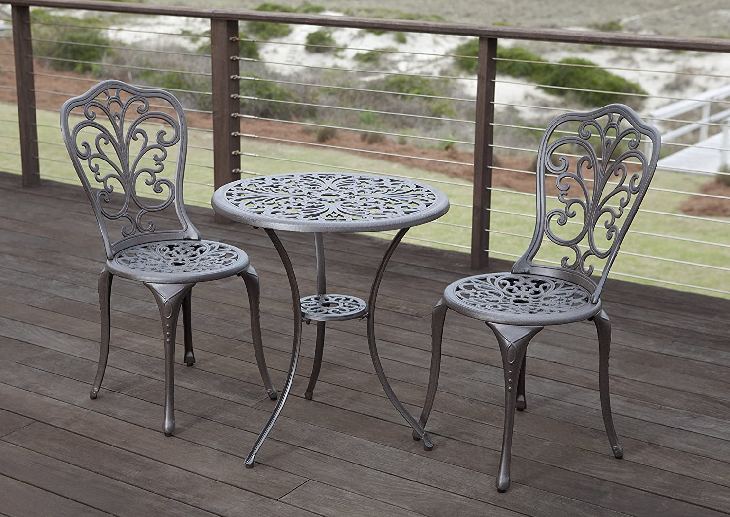Outdoor Metal Table Outdoor Metal Table A Treelopping