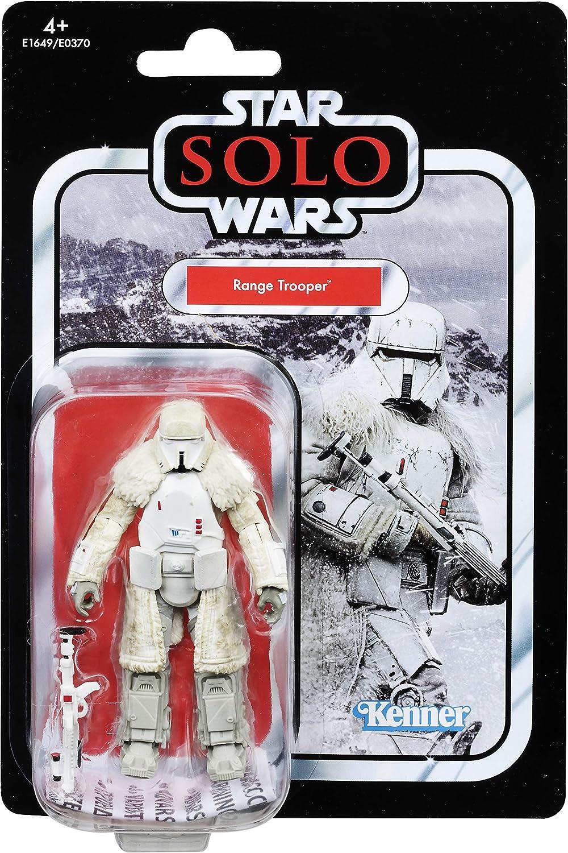 Star Wars Vintage Han Solo e1649es0/Black Series/ Multi-Colour /Figurine