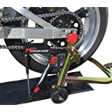 Moto Chain-Mate - The Ultimate Motorcycle Chain Cleaning and Lubrication Kit !