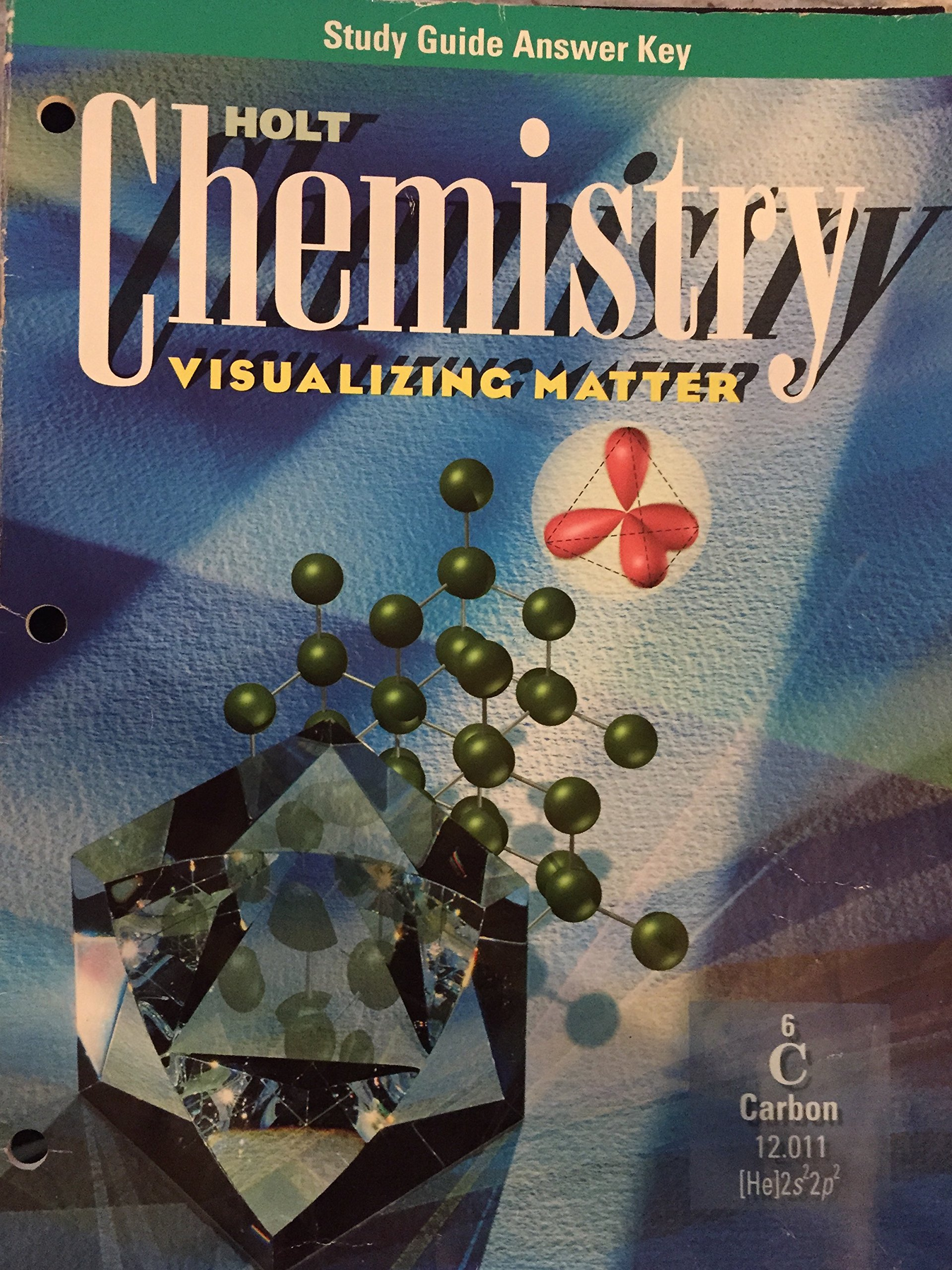 Holt chemistry visualizing matter study guide answer key holt chemistry visualizing matter study guide answer key rinehart and winston holt 9780030153235 amazon books fandeluxe Choice Image