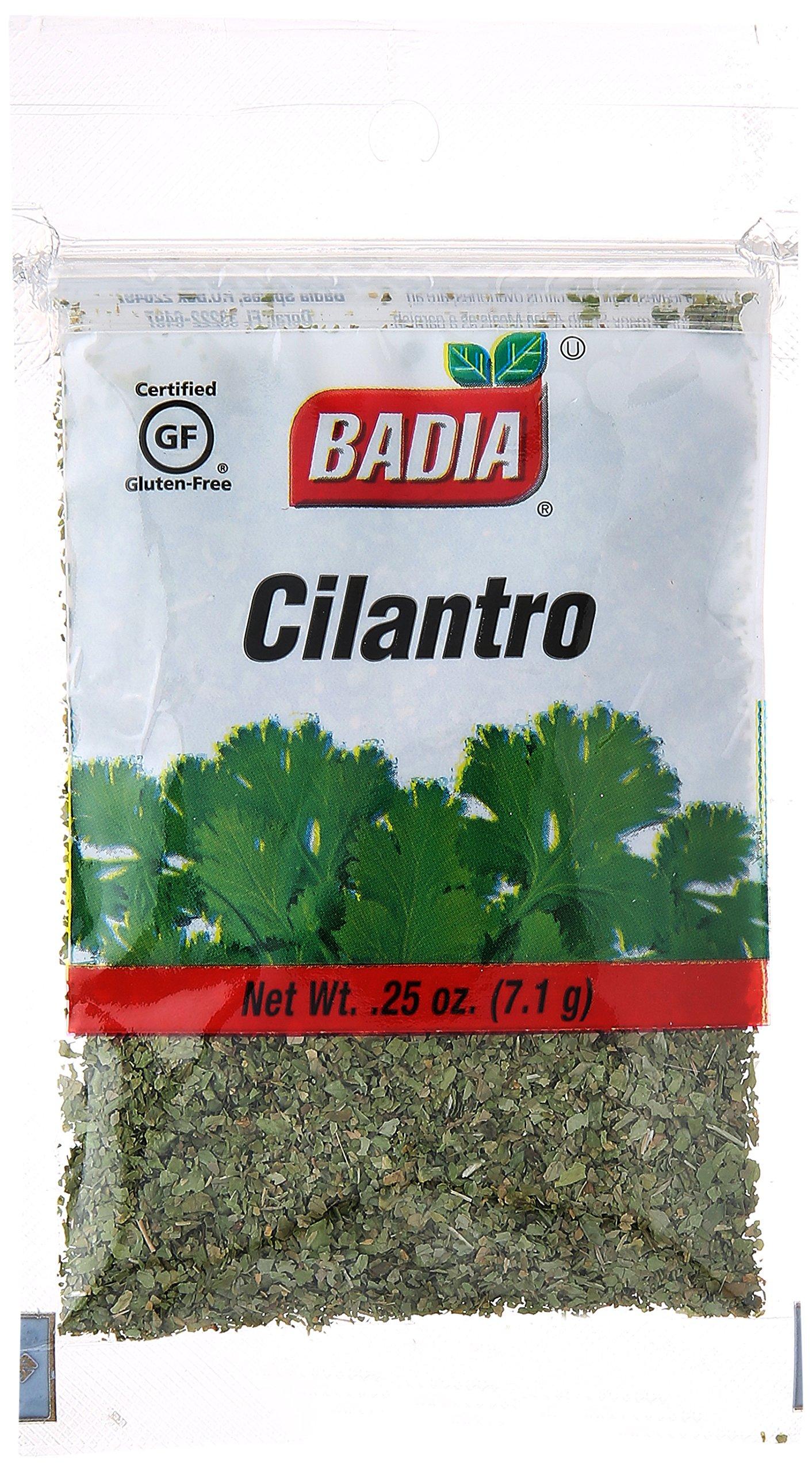 Badia Cilantro Cello, 0.25 oz