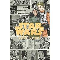 STAR WARS LOST STARS 03 MANGA
