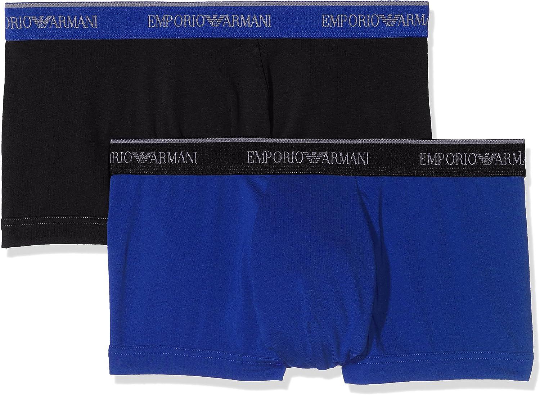 Emporio Armani Underwear Bóxer (Pack de 2 para Hombre
